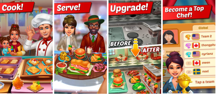 Best Cooking Game Android