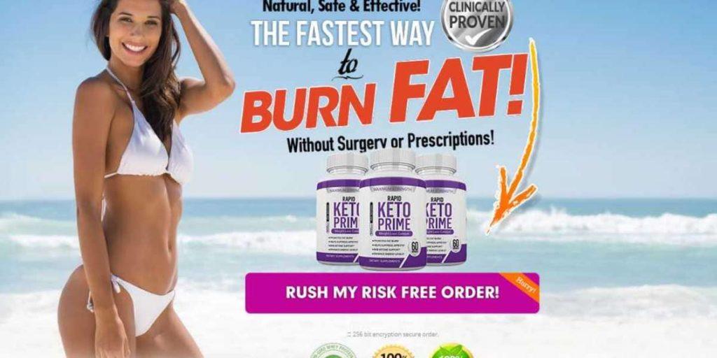 Rapid Keto Prime Diet