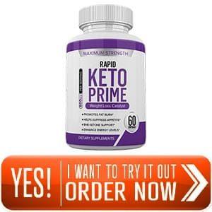 Rapid Keto Prime Pills