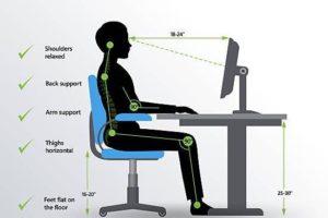 Improving Posture and Ergonomics